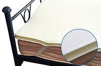 Матрас Руно Roll двуспальный 140*200*4 см тонкий арт.1420Roll