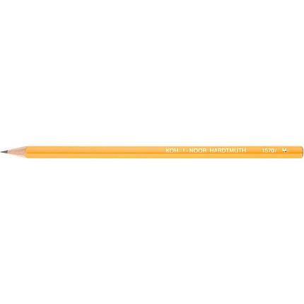 """Олівець чорнографітний """"KIN"""" 1570 H технічний, фото 2"""