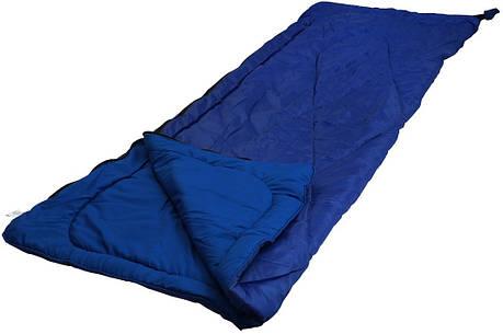 Мешок спальный Руно 200*70*2см 200 г/м2 1,25 кг синий арт.701.52М_синій, фото 2