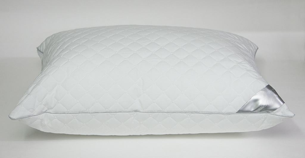Подушка Leleka-textile Home Elegance Medium 50*70 см перкаль/силиконовые шарики