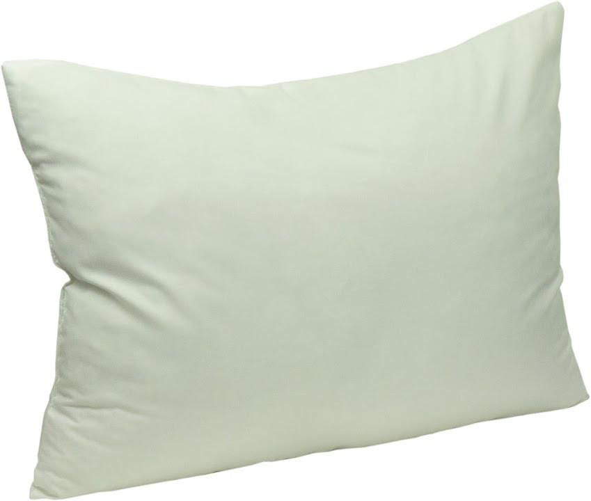 Подушка Руно 50*70 см микрофибра/силиконовые шарики белая арт.310.52СЛУ_Білий