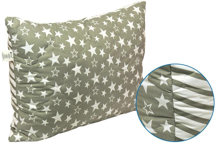 Подушка Руно Star 50*70 см микрофибра/силиконовое волокно арт.310.52 Star