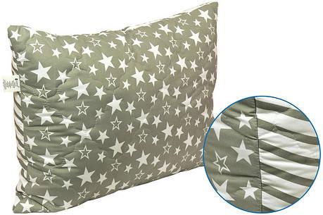 Подушка Руно Star 50*70 см микрофибра/силиконовое волокно арт.310.52 Star, фото 2