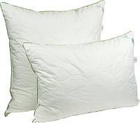 Подушка Руно Бамбук 50*70 см тик (с бамбуковым волокном)/силиконовые шарики стеганая арт.310БСУ