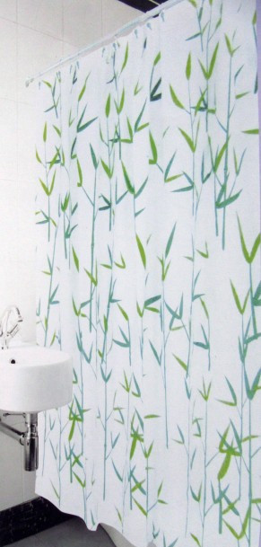 Шторка для ванной и душа Arya Bambo 180*180 см арт.1353003