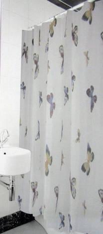 Шторка для ванной и душа Arya Butterfly 180*180 см арт.1352001, фото 2