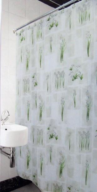 Шторка для ванной и душа Arya Daisy 180*180 см арт.1353010