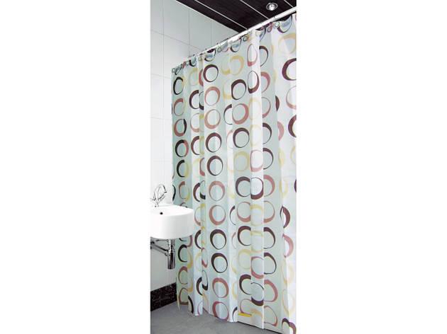 Шторка для ванной и душа Arya Round 180*180 см арт.1352009, фото 2
