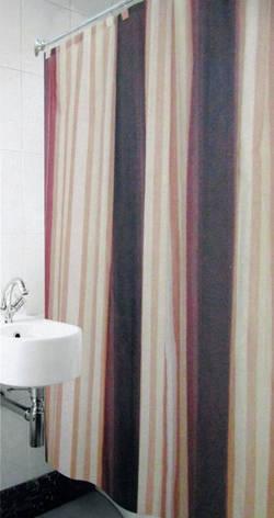 Шторка для ванной и душа Arya Wood 180*180 см арт.1353039, фото 2