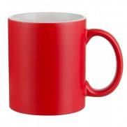 Чашка для сублимации хамелеон ПОЛУГЛЯНЕЦ (красный)