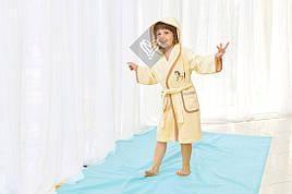 Халат Ideia Пони детский махровый р.98/116/134см арт.8-11610