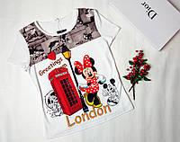 Женская футболка Минни Маус, фото 1