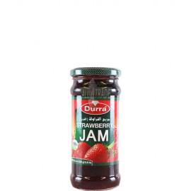 Джем клубничный Durra 430 грамм
