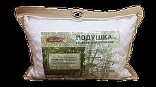Подушка Zastelli Бамбук 70*70 см микрожаккард/бамбуковое волокно стеганая арт.14127, фото 2