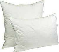 Подушка Руно Бамбук 70*70 см тик (с бамбуковым волокном)/силиконовые шарики стеганая арт.313БСУ
