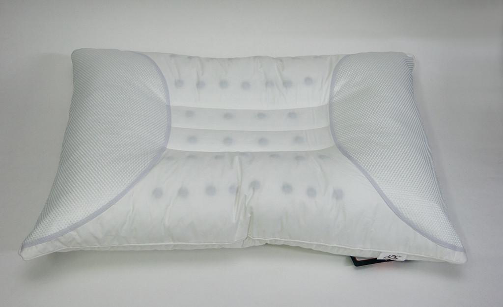Подушка анатомическая Leleka-textile Home Elegance 50*70 см перкаль/полиэфирное волокно С-01
