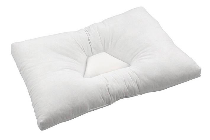 Подушка анатомическая Руно 50*70 см микрофибра/силиконовые шарики арт.310.04Н, фото 2