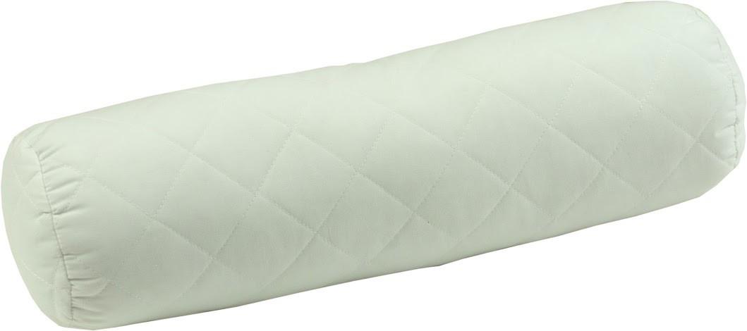 Подушка-валик Руно 47*14 см микрофибра/силиконовые шарики арт.314L