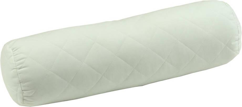 Подушка-валик Руно 47*14 см микрофибра/силиконовые шарики арт.314L, фото 2