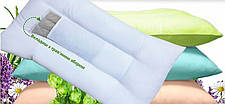 Фито-подушка ортопедическая Zastelli Нормасон 50*70 см хлопок/холлофайбер арт.11690, фото 2