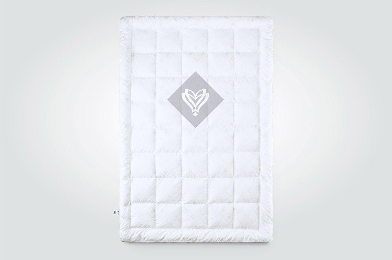 Одеяло Ideia Premium Soft Зима Евро 200*220 см белое арт.8-13003