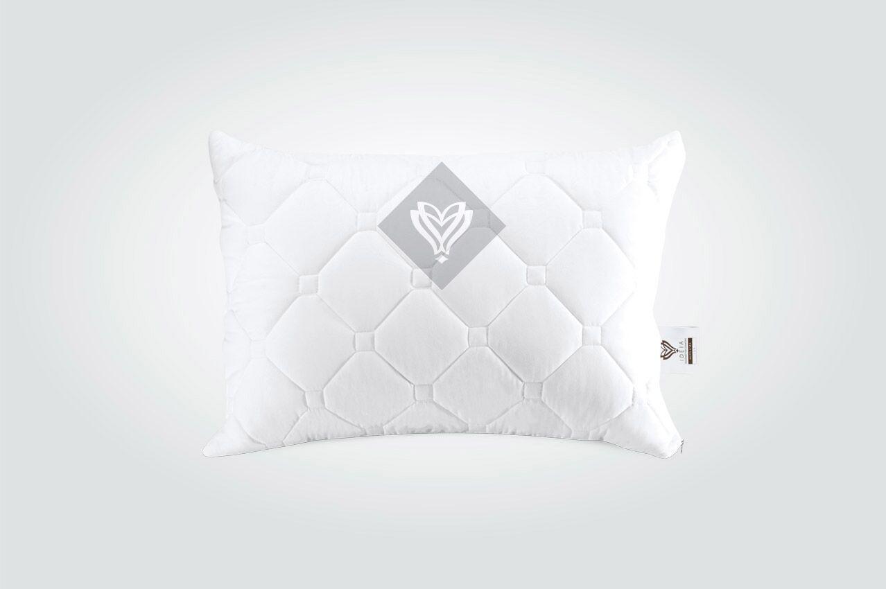 Подушка Ideia Lux 50*70 см белая арт.8-11589