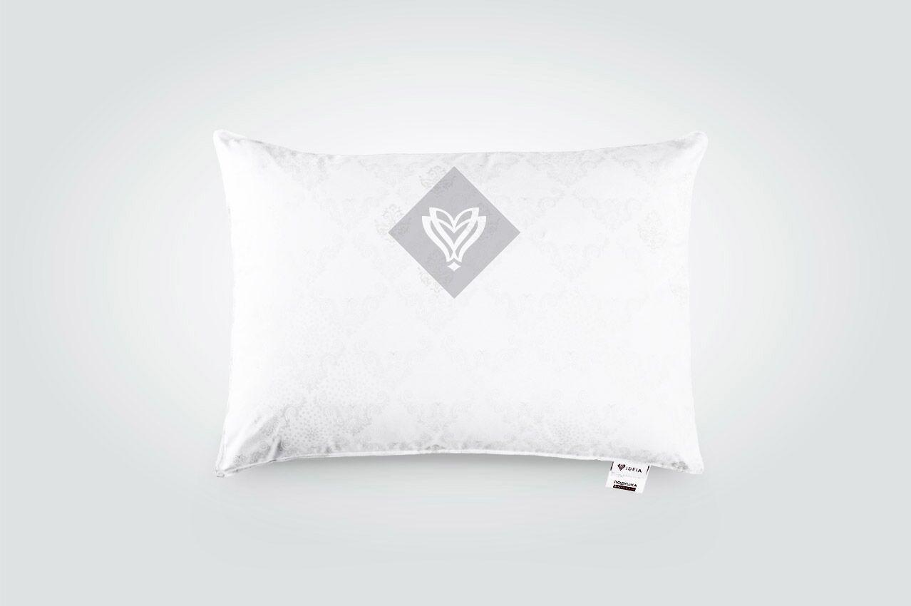Подушка Ideia Premium Soft 50*70 см белая арт.8-12979