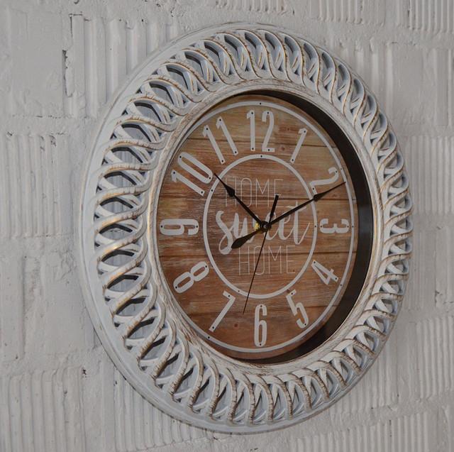 """Настенные часы """"Sweet home"""" (фото)"""