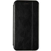 Чехол книжка кожаный Gelius для Xiaomi Mi9 Lite / CC9 Black