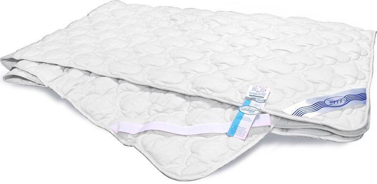 Наматрасник Leleka-textile Фаворит 160*200 см сатин/антиаллергенное волокно на резинках