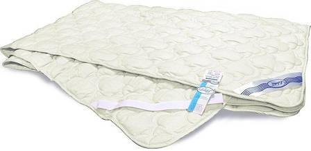 Наматрасник Leleka-textile Фаворит 160*200 см сатин/антиаллергенное волокно на резинках, фото 2