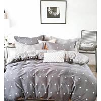 Сатиновые комплекты постельного белья .Размер двухспальное евро.Спальные комплекты для дома.