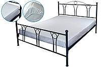 Наматрасник Руно 140*200 см микрофибра-флизелин/силиконизированное волокно с бортами арт.844.52СВ1У