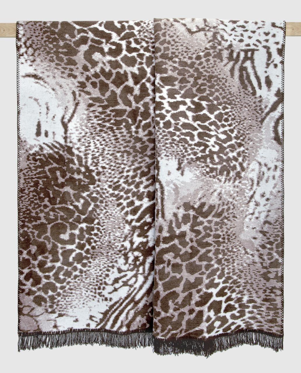 Плед Arya Leo Евро 200*220 см хлопковый арт.TR1005032