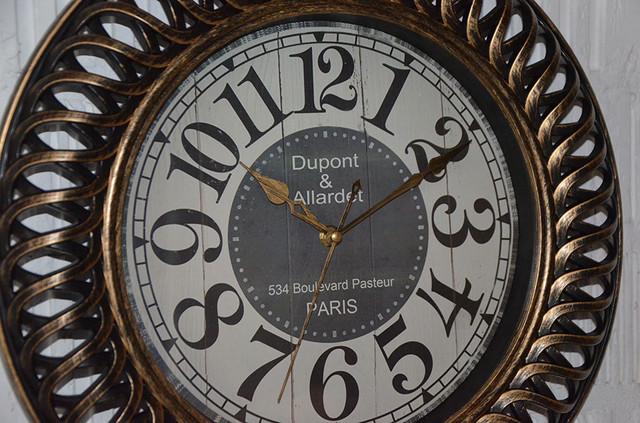 "Настенные часы ""Dupont"" (фото)"