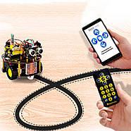 Набор Arduino умный робот подвижная интеллектуальная-черепаха, фото 5