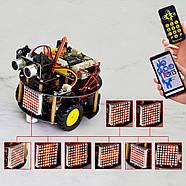 Набор Arduino умный робот подвижная интеллектуальная-черепаха, фото 2