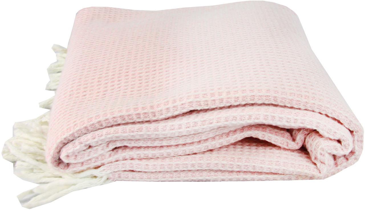 Плед Vladi Valencia рожевий 140*200