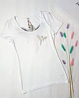 Женская футболка с тонкого трикотажа Treysi