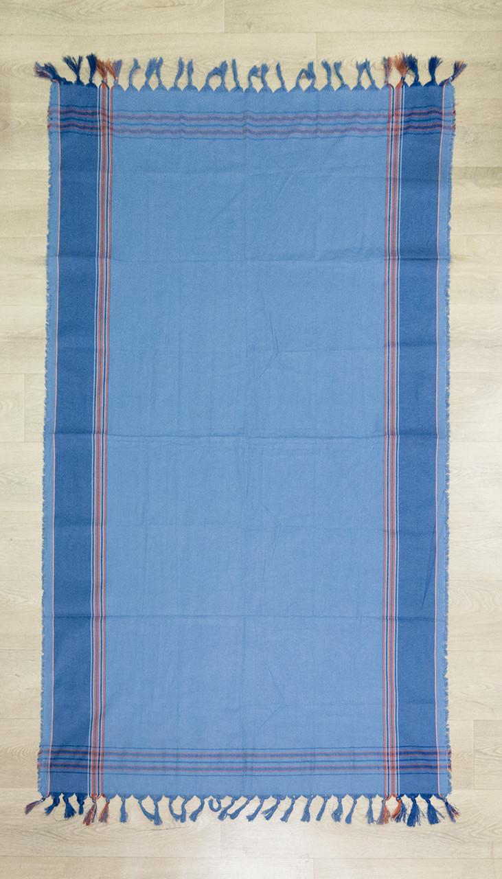 Полотенце-пештемаль Cestepe Blue 100*175