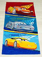 Полотенце пляжное Турция Cars 75*150 см
