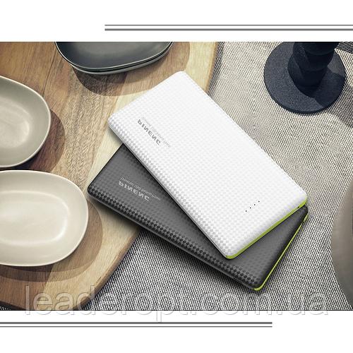 [ОПТ] Универсальный внешний аккумулятор Power Bank PINENG PN951 10000mAh с переходником Lightning
