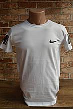 5050-Мужская футболка Nike-2020-Лето.Трикотажная.Белая.