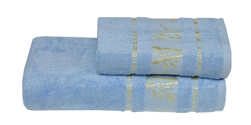 Полотенце для лица Gursan Bamboo 50*90 см бамбуковое банное 1шт