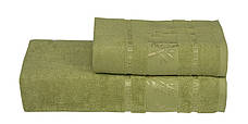 Полотенце для лица Gursan Bamboo 50*90 см бамбуковое банное 1шт, фото 2
