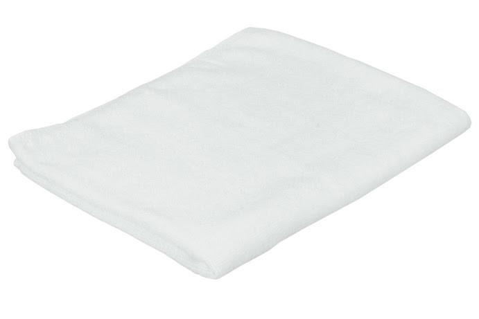 Полотенце для лица Руно 50*90 см махровое банное белое арт.К 50*90 (420) 20/2