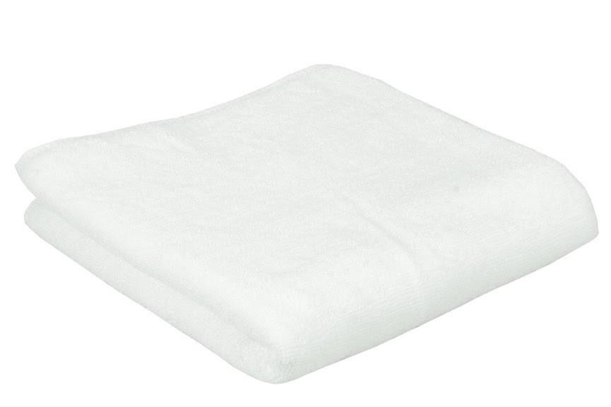 Полотенце для лица Руно 50*90 см махровое банное белое арт.К 50*90 (500) 16/1