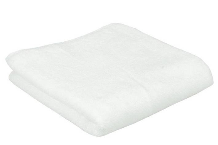 Полотенце для лица Руно 50*90 см махровое банное белое арт.К 50*90 (500) 16/1, фото 2