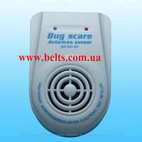 Ультразвуковий відлякувач шкідників Bug Scare Aokeman Sensor АТ 303, фото 1
