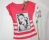 Женская футболка Treysi